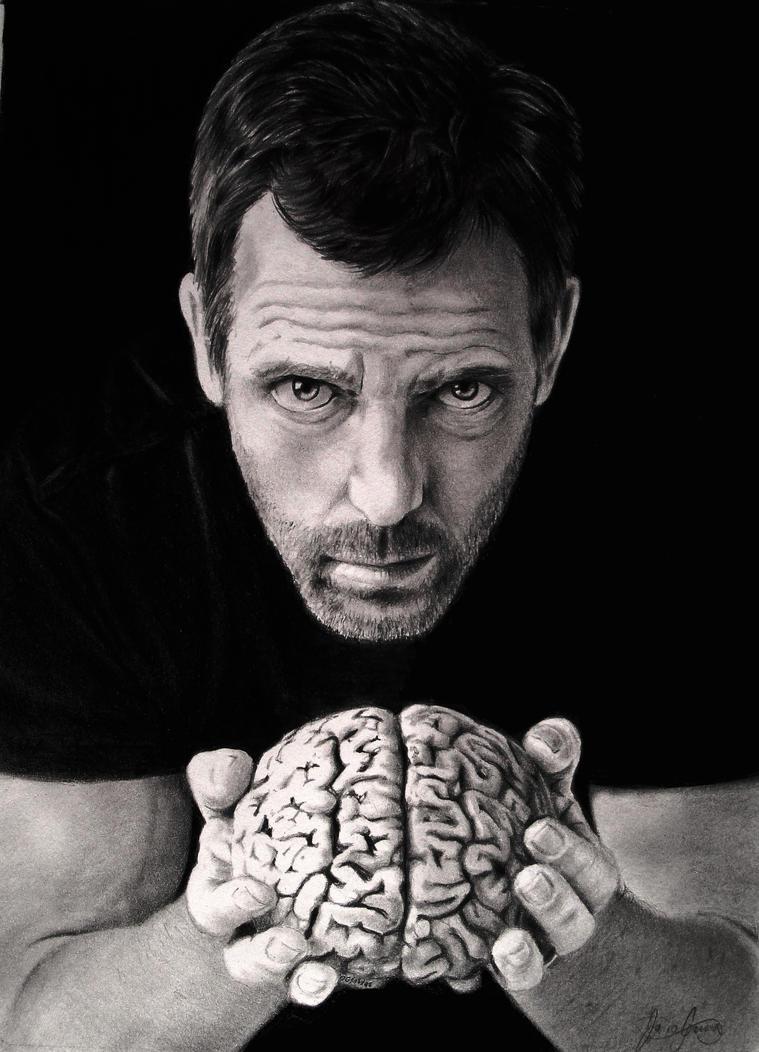 The Brain Behind the Genius by JairoxD
