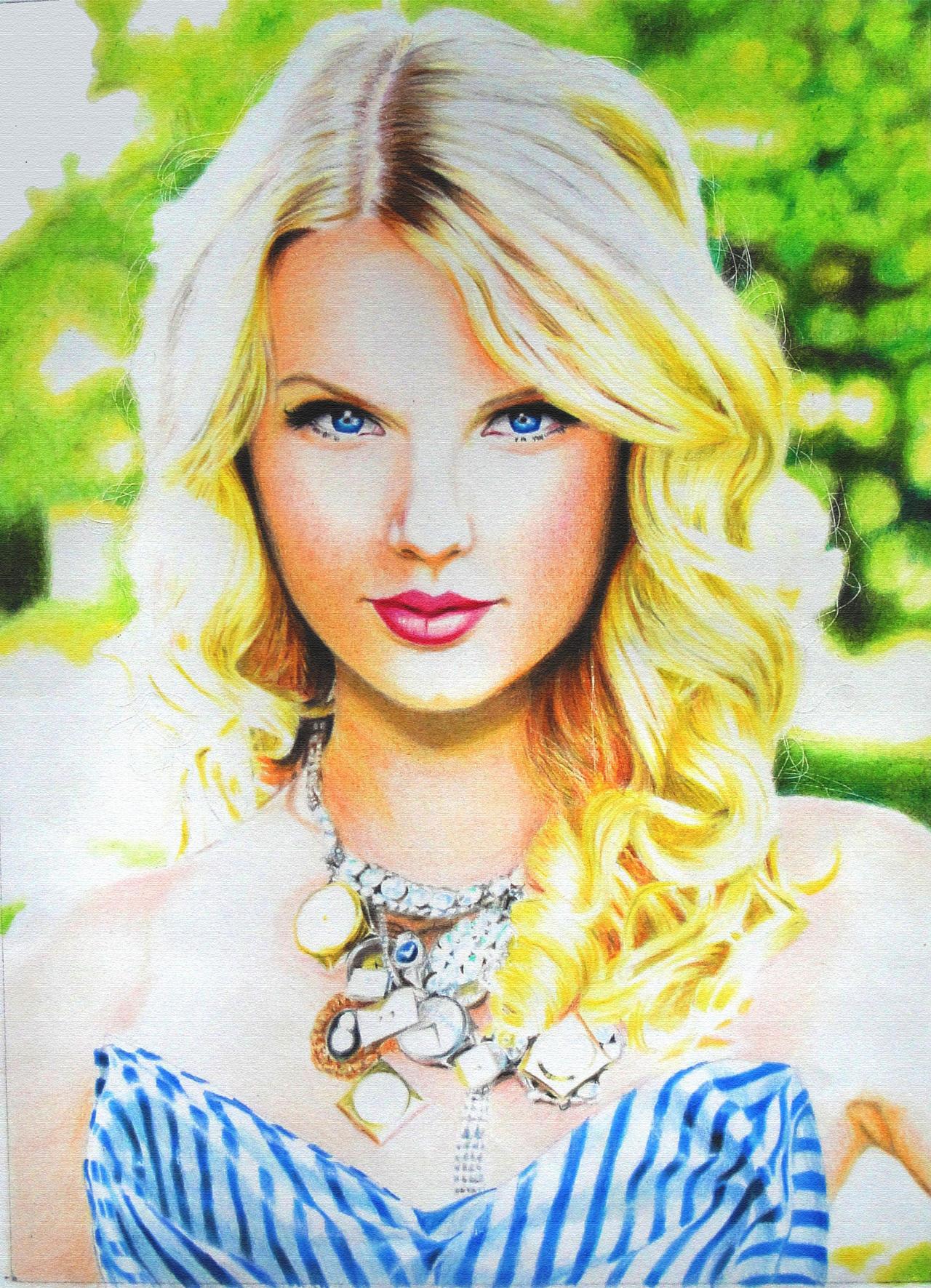 Taylor Swift by JairoxD