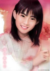 Fukuda Mayuko by Kazeo-YuuRin