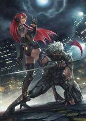 Team Ninja by Kazeo-YuuRin