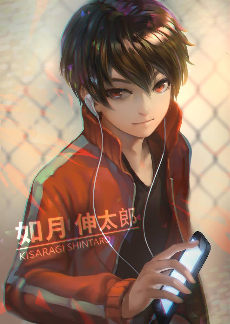 Kisaragi Shintaro by Kazeo-YuuRin
