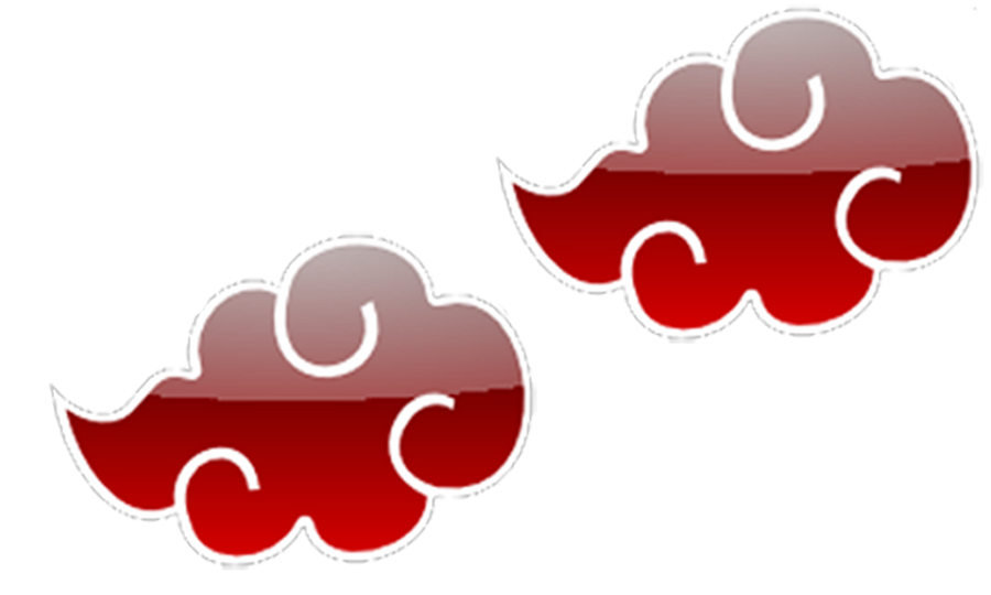 akatsuki clouds naruto - photo #16