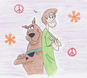 Those two groovy dudes