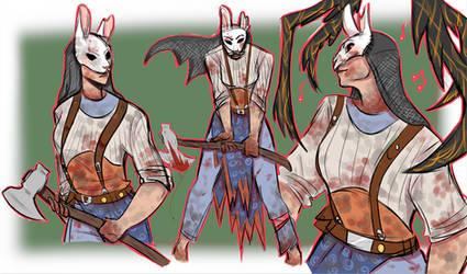 Huntress by JohnnyZim777