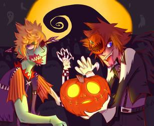 HalloweenTown by JohnnyZim777