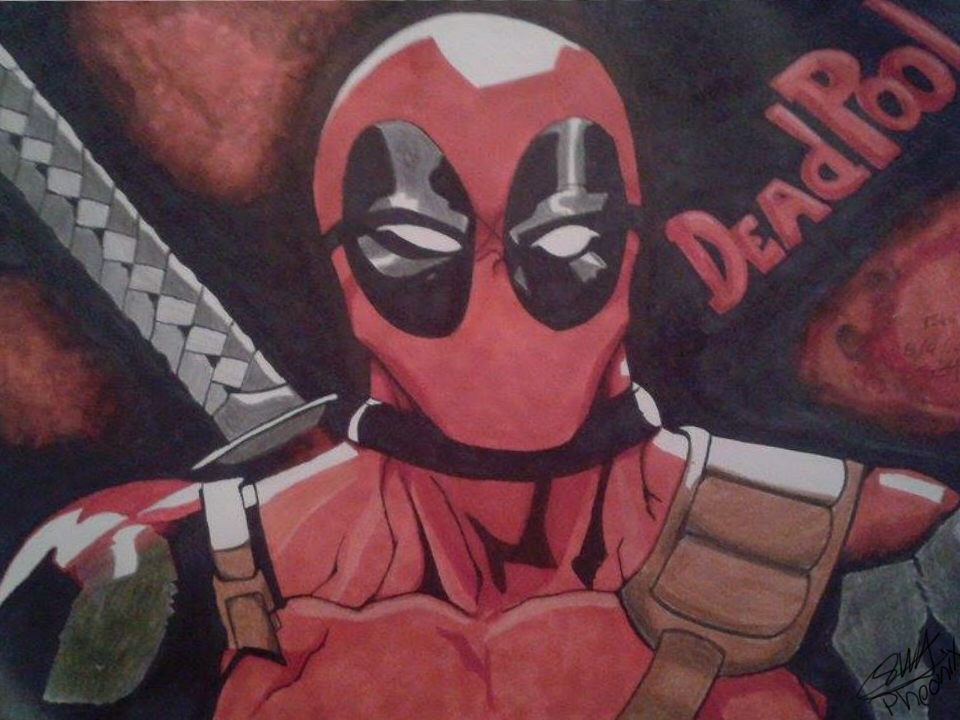 DEADPOOL by WFpeonix