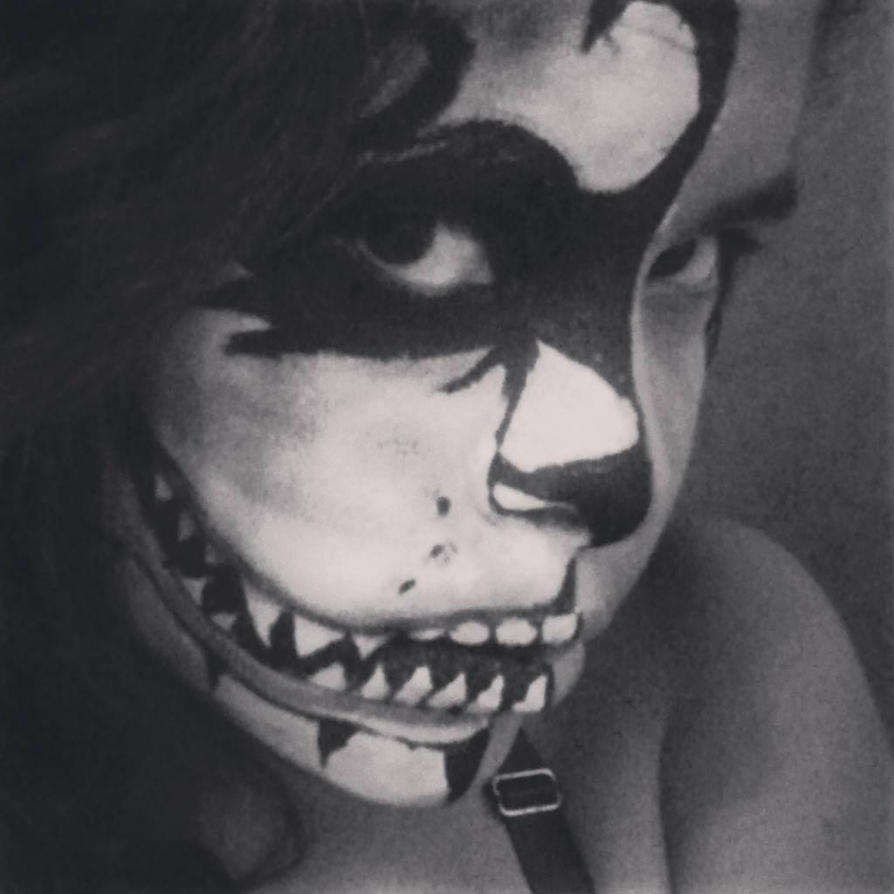Cheshire Cat Makeup by WFpeonix