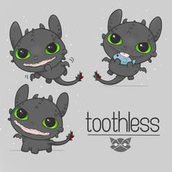 Mini Toohtles by WFpeonix