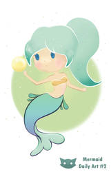 Mermaid - Daily Art #2 by WFpeonix