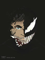 We are Venom - Daily Art #8 by WFpeonix