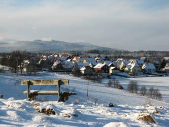Winterbild by inmc