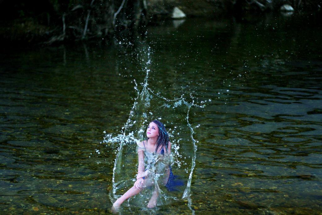 Water Fairy by Unique-Firecracker-4