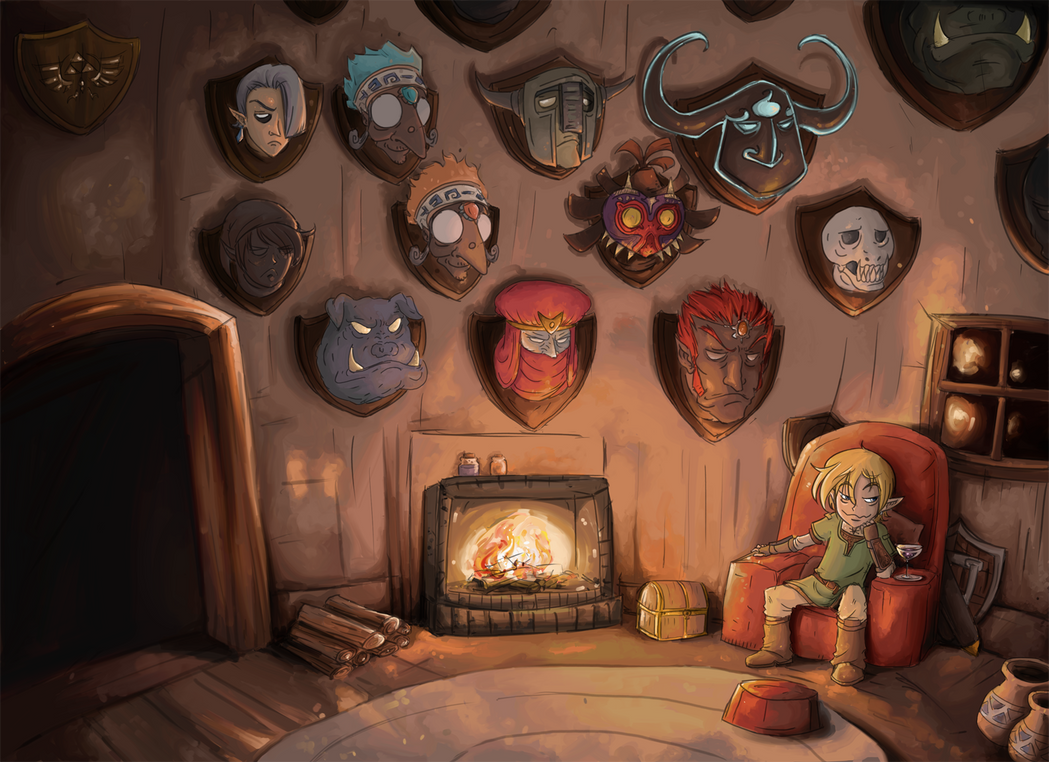 Link Oh you! by Rodethos
