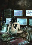 Cyberpunk browser