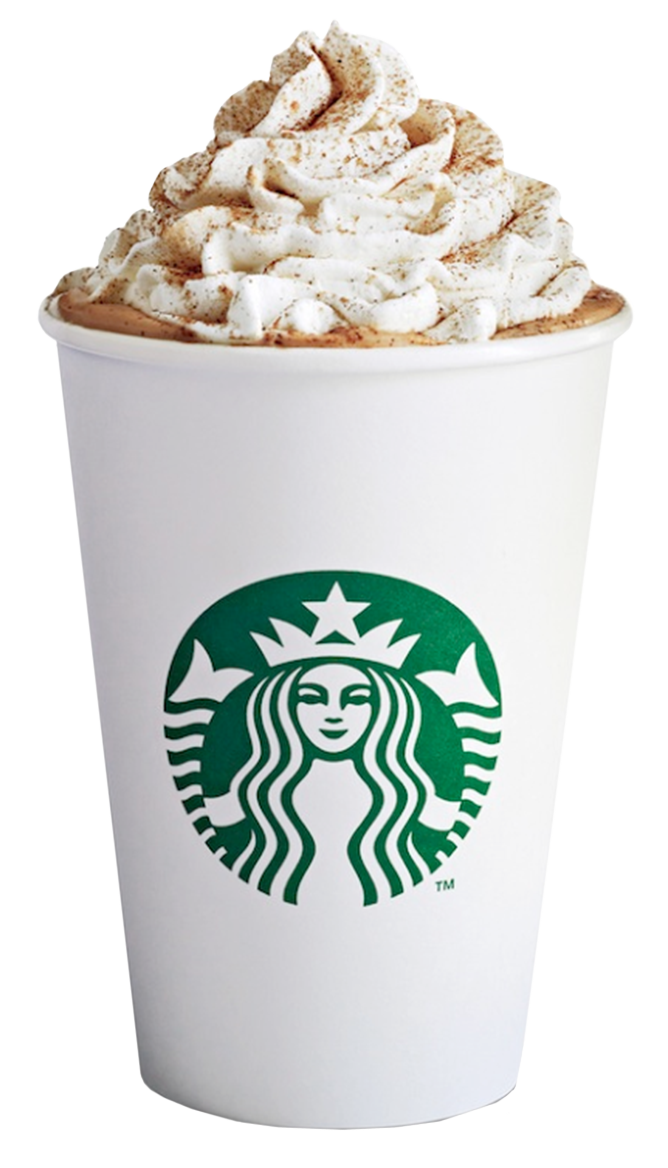 Transparent Starbucks Cup by epicinoino on DeviantArt
