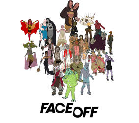10 Years of Face Off