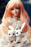 My Little Bunbuns by tinaheart