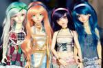 Kimochi Girls
