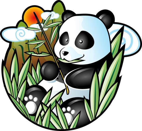 Chengdu's Panda by Witchking00