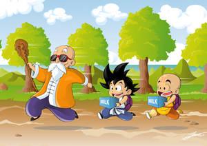 Roshi training