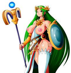 PALUTENA SEXY by Witchking00