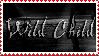 Wild Child Stamp by doublelunar-stock