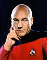 Picard by 1CyberNinja1