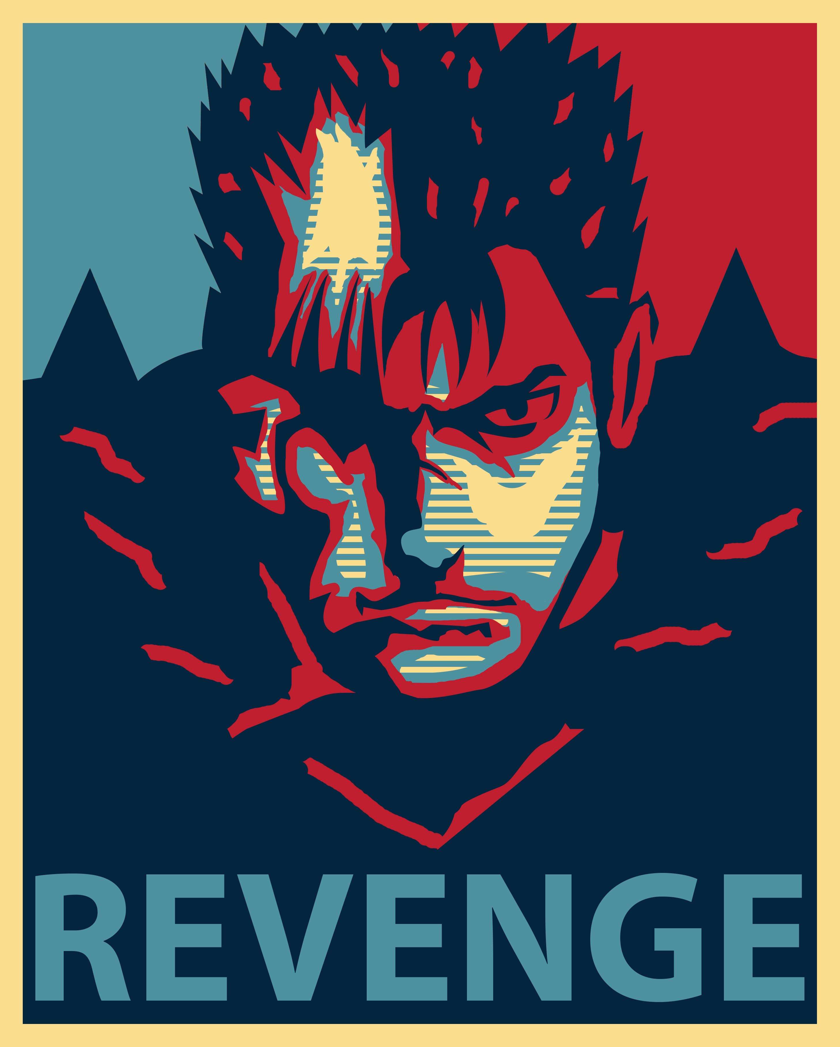 Berserk Poster-Revenge by 1CyberNinja1