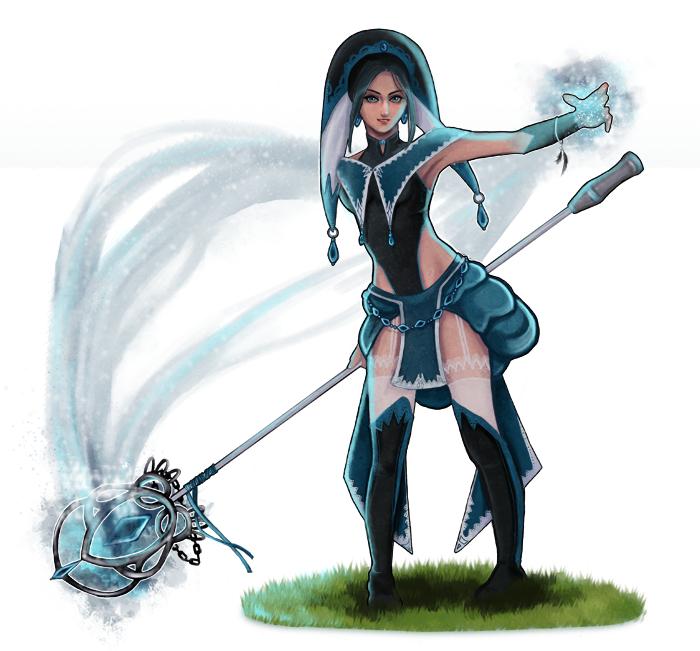 FEZ-Sorcerer by N-i-x-i