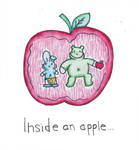 Inside an Apple...