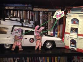 Ghostbusters reboot by ChanterelleandMay
