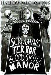 Hallowpalooza 2016: Screaming Terror of Bloodskull