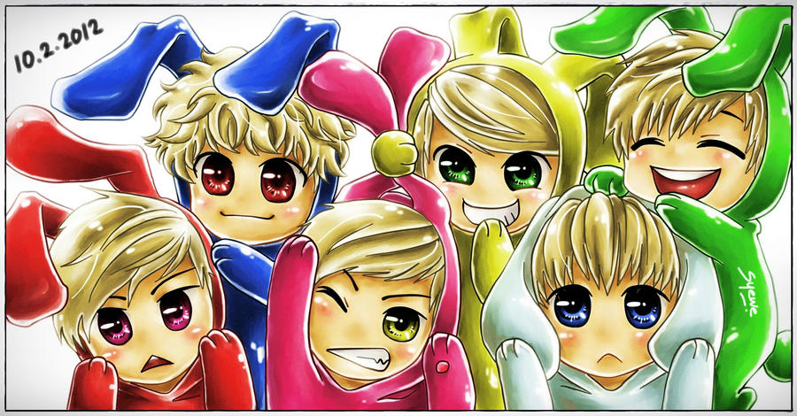 Image result for b.a.p chibi