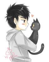 VIXX 02 Leo appa + Kitty by syewe-yoss