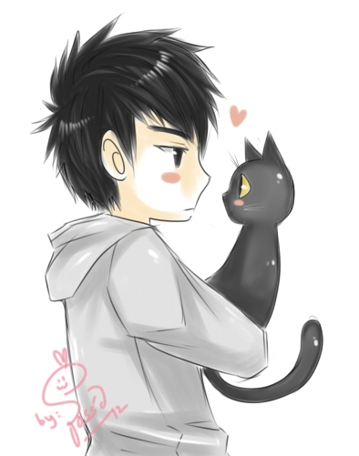 VIXX 02 Leo appa + Kitty by syewe-yoss