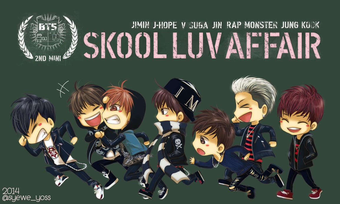 BTS 02 Run by syeweyoss on DeviantArt