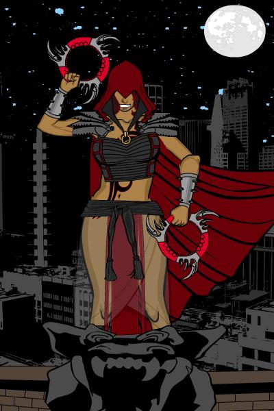 Red Halo by Bayek75