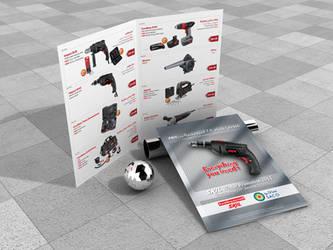 Product Flyer :: SACO - KSA by Digital-Saint