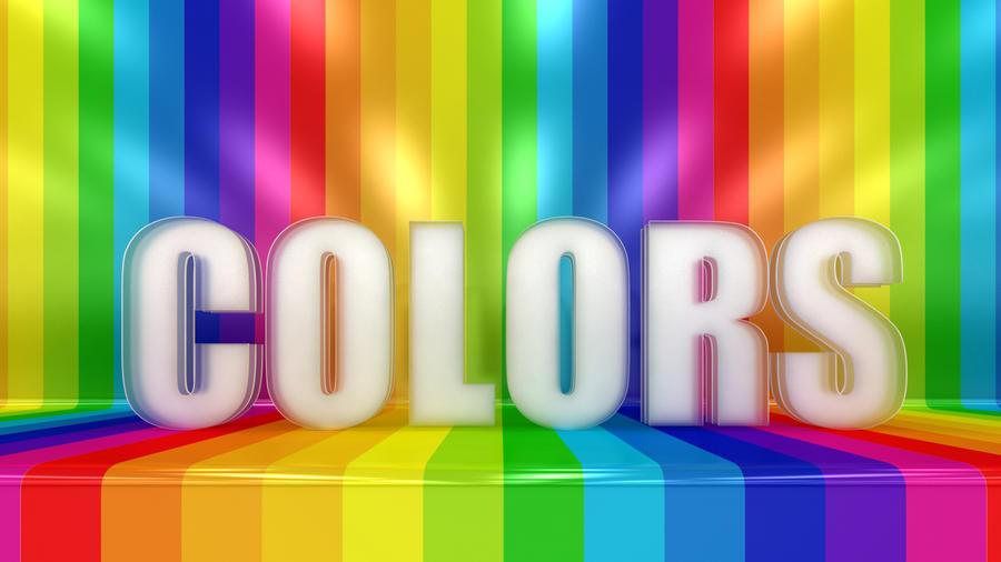 Colors :: Wallpaper by Digital-Saint