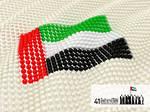 A flag in pearls! by Digital-Saint