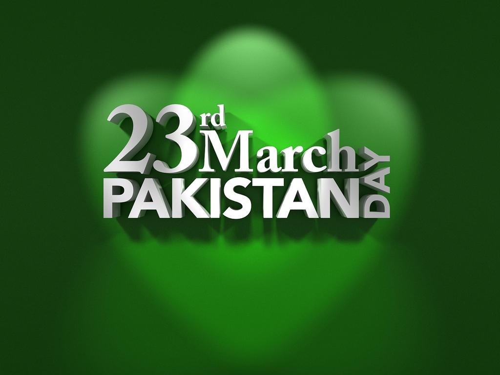 Pakistan Day by Digital-Saint