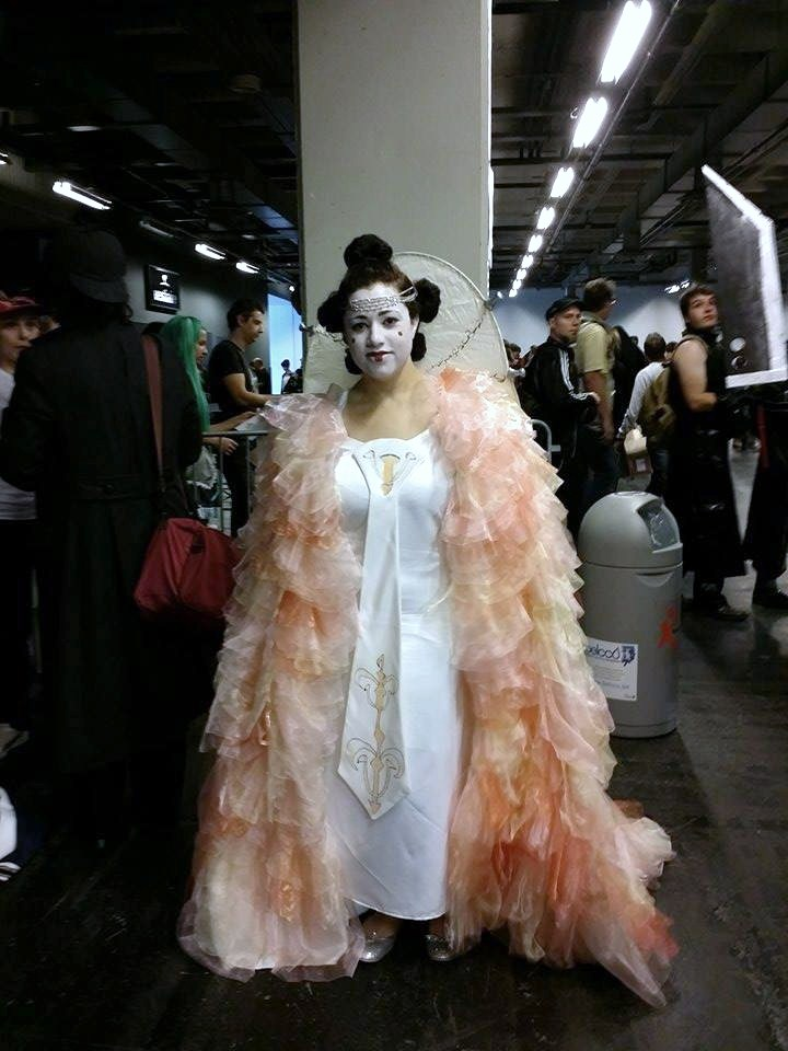Queen Amidala Parade Gown Cosplay by Robinaa on DeviantArt