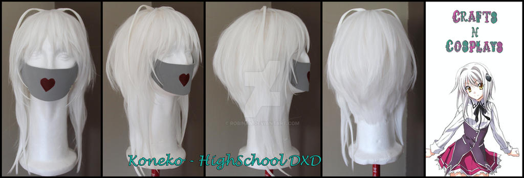 Koneko wig by Robinaa