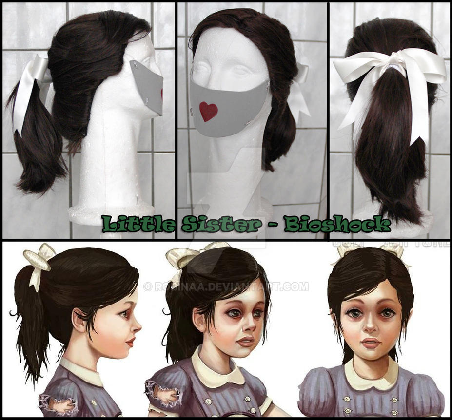 Little Sister Wig By Robinaa On Deviantart
