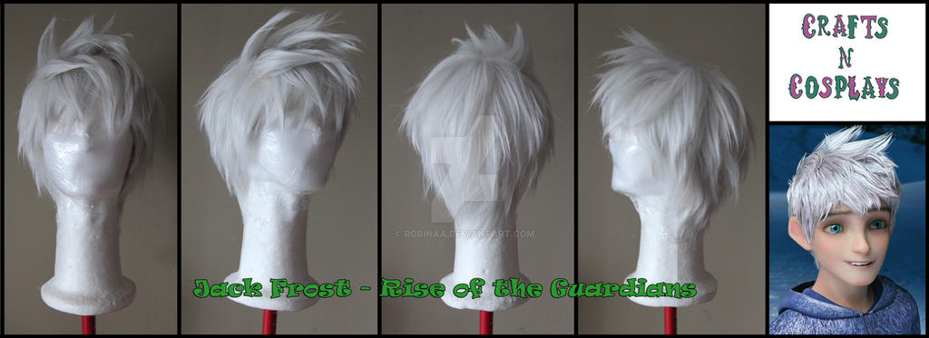 Jack Frost Wig by Robinaa