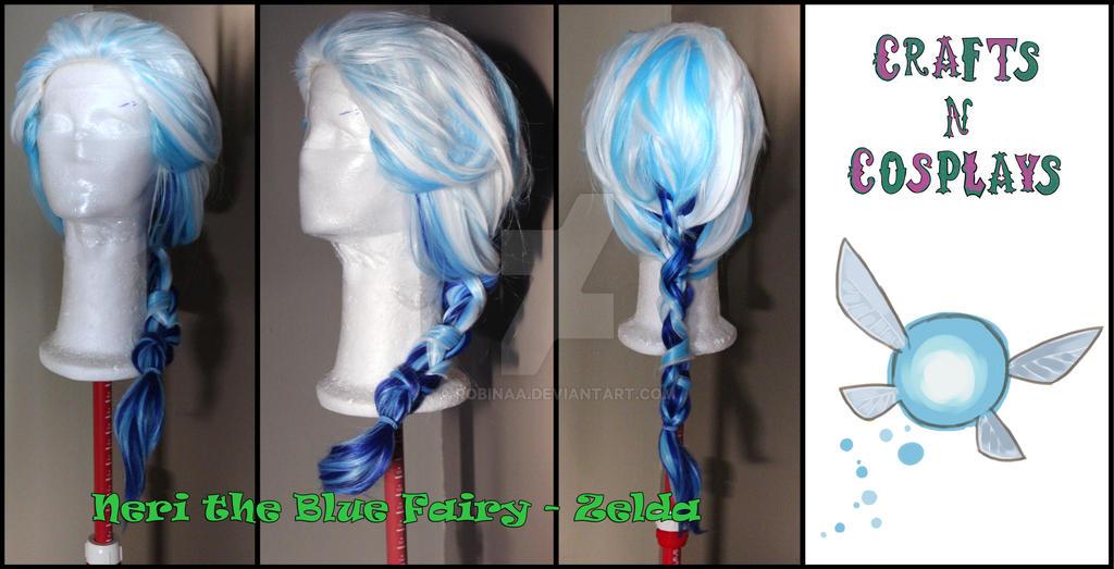 Neri (Zelda)  wig by Robinaa