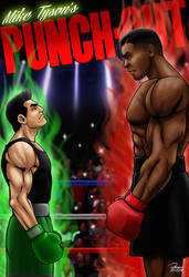 Punch Out Deviant by fattass