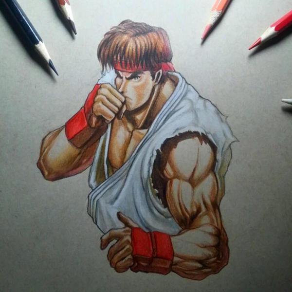 Ryu by fattass
