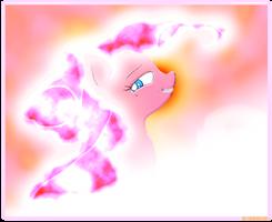 MLP Pinkie getting cloud by stec-corduroyroad