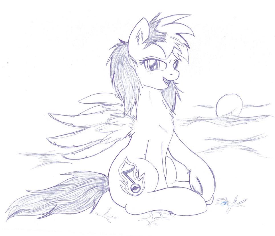 Stormblaze Pegasus by Ste-C